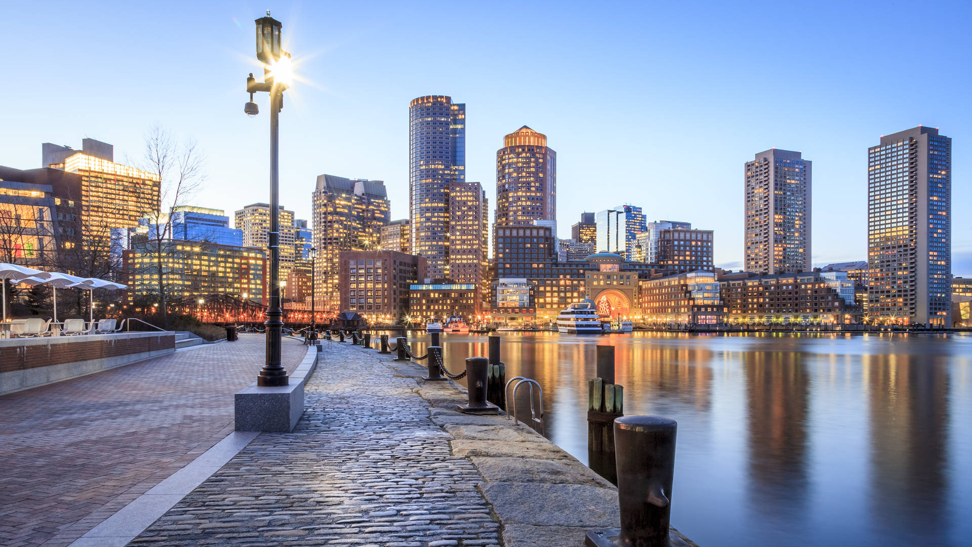 Boston City Image