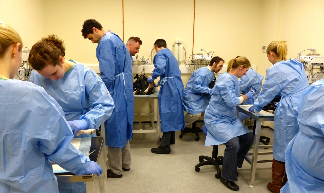 CE Wet Lab Hands-on Course